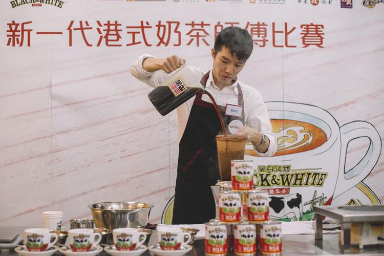 Black & White legacy: Brand supports Hong Kong milk tea culture