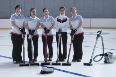 Korea's 'team Kim' cashes in on curling competitiveness