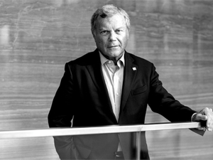 Martin Sorrell tries the ad hominem route in latest WPP attack