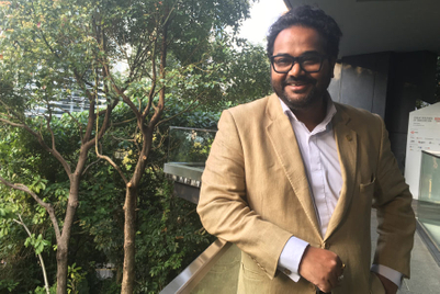 Web-browser focus helps Blippar put woes behind: CEO Ambarish Mitra