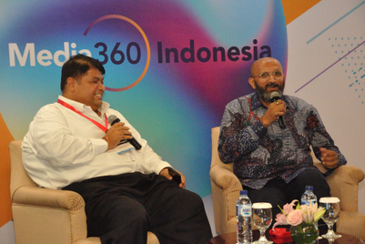 Photos and highlights from Media360 Indonesia