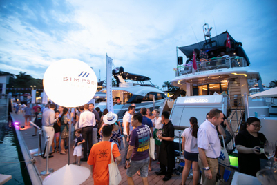 In pictures: Singapore Yacht Show 2018
