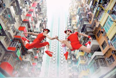 Hong Kong Ballet campaign is a soaring success