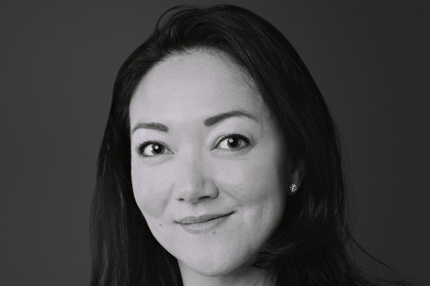 Desiree Wu, group account director, GPJ.