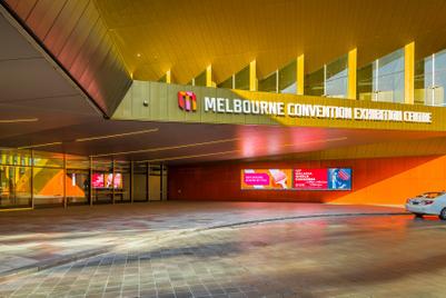MCEC unveils expanded space
