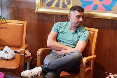 Vaynerchuk: if Sorrell came knocking I'd say 'no'