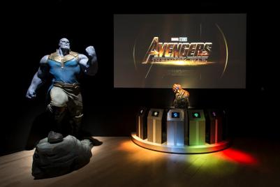 In pictures: Marvel Studios' Ten Years of Heroes
