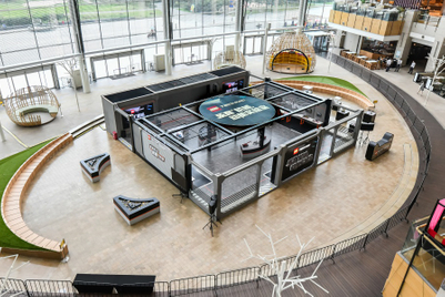 Lego Technic creates live brand experience in China