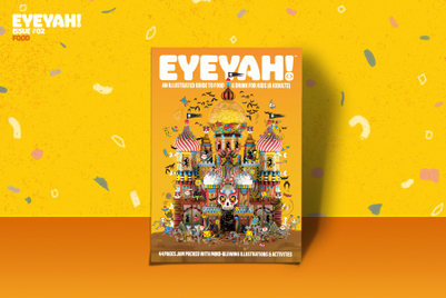 NTUC FairPrice supports eye-popping publication Eyeyah