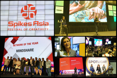 Seen and heard at Spikes Asia 2018