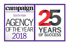 Agency of the Year 2018 logo