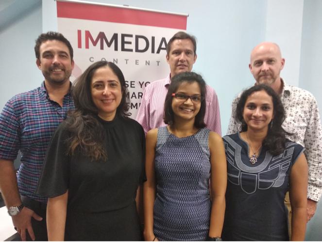 The IMMedia team