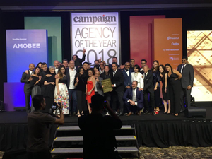 Photos: Agency of the Year Awards Southeast Asia 2018