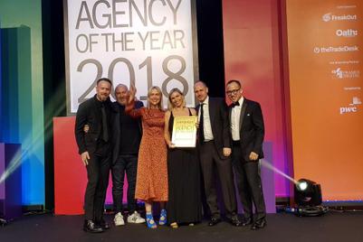 Photos: Agency of the Year Awards Australia / New Zealand 2018
