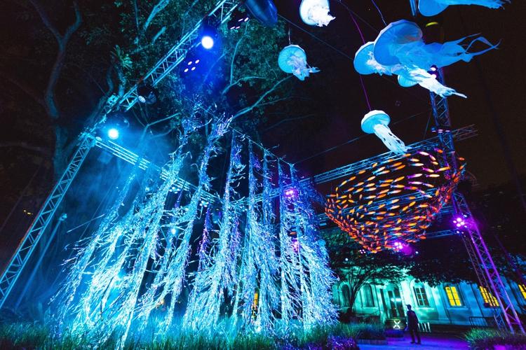 Case study: Singapore Night Festival