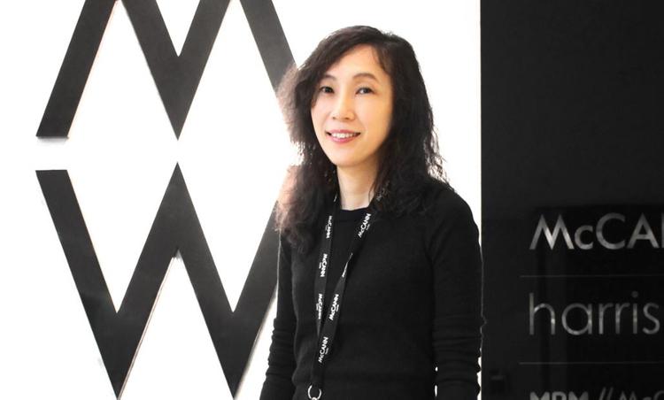 Peggy Hsieh, MRM//McCann Taiwan