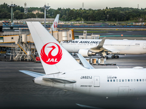 Marketing's role in doubling JAL's international business