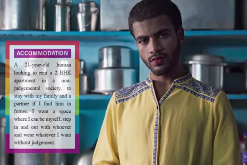 2019 Cannes contenders: 'Out & Proud Classifieds' by FCB India
