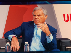 Sorrell: 'Radical evolution isn't enough for agencies'