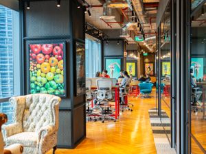 Best spaces to work: Verizon Media Singapore