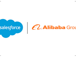 Salesforce and Alibaba unveil China partnership