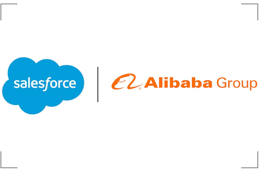 Salesforce and Alibaba unveil China partnership