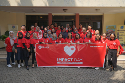 Photos: UM employees participate in 'Impact Day'