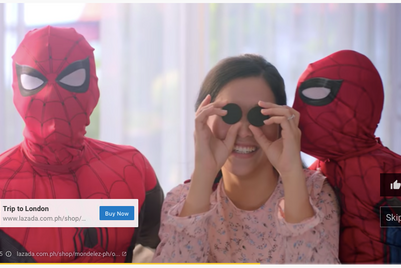 How Mondelez and Silverpush snared Spider-Man fans for Oreo