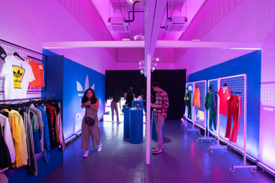 Photos: Zalora launches 'interactive playground' for brands