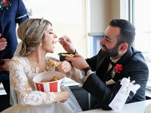 KFC wants to plan your wedding
