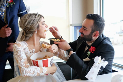 KFC wants to plan your wedding