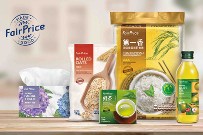 New look for FairPrice aims to accentuate quality, origin, nutrition