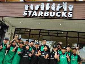 Starbucks opens signing store in Penang