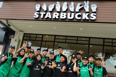 Starbucks opens signing store in Penang