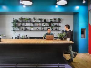 Best spaces to work: Mailman Shanghai