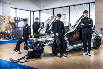 BMW banks on esports to be relevant among younger demographic