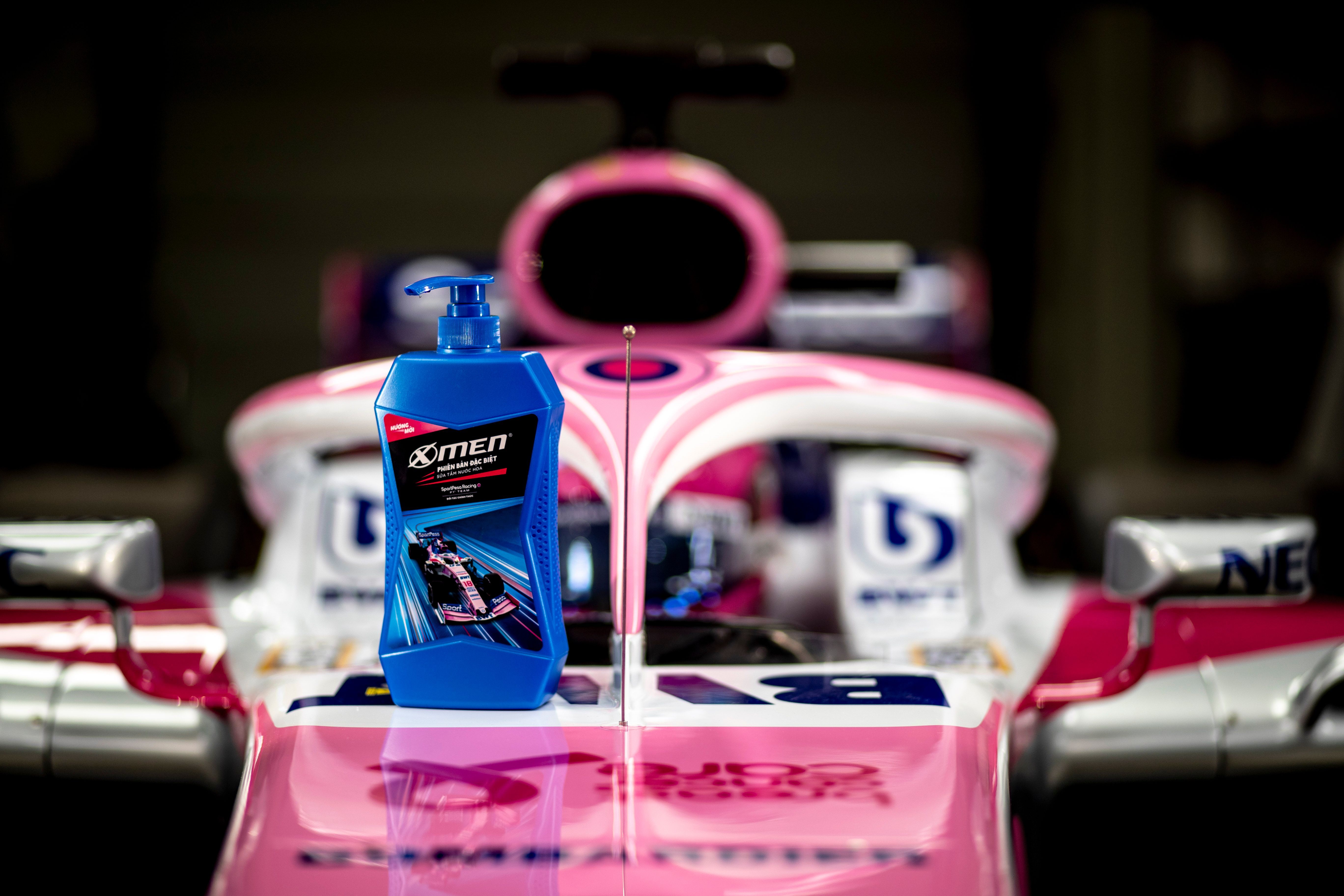 How a local male - grooming brand is shifting its Vietnam F1 dreams to another gear | Marketing