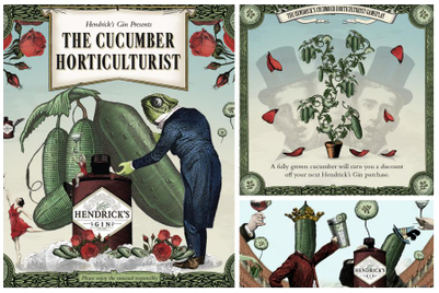 Uncool cucumber game stands between you and discounted gin