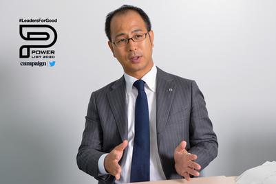 Asia-Pacific Power List 2020: Masao Tsutsumi, Nissan
