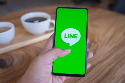 Line takes hold in Thailand, expanding far beyond its roots