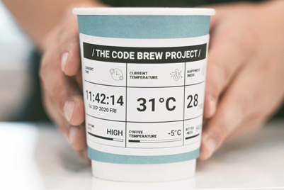 'Code brew': A cup of coffee concocted using data
