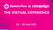 Spikes Asia X Campaign 2021