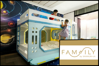 Shangri-La Group launches family-centric brand Fam.ily