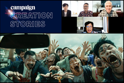 Campaign Creation Stories: An electrifying Thai zombie comedy