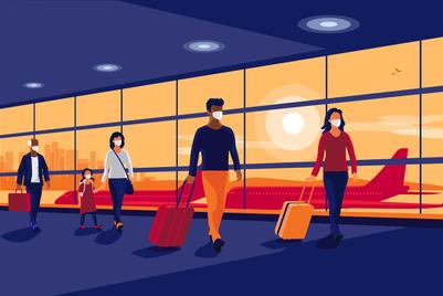 Travel marketing: engineering the bounce-back