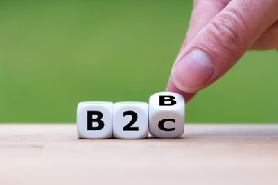 How to combine B2B's rational skills with B2C's creativity to target decision makers