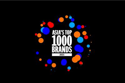 Asia's Top 1000 Brands 2021