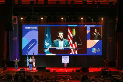 Case study: World Urban Forum