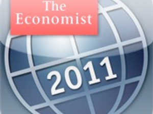 """The Economist launches """"World in Figures"""" application on iPhone and iPod"""