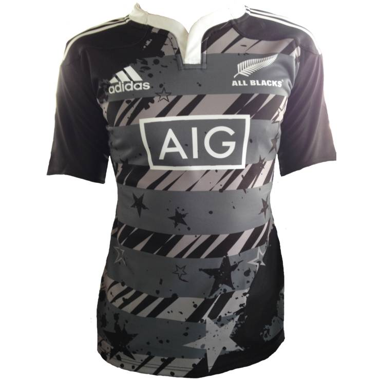 All Blacks and Adidas unleash new kit (x3) in time for holidays